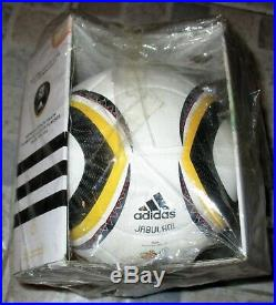 13 Adidas World Cup Historical 1970-2018 Mini Football Set Soccer Ball Mint