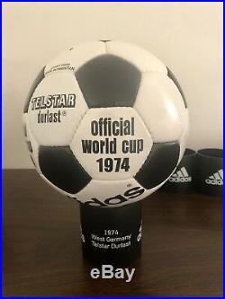 1970-2002 Adidas World Cup Match Ball Set 9 Balls Collection Set Football Soccer