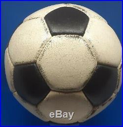1970 official match ball Telstar adidas manifacture