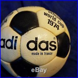1974 Adidas Telstar World Cup Soccer Ball