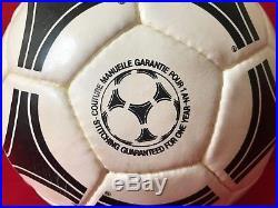 1982 Spain FIFA World Cup Adidas Tango España Official Match Ball with box