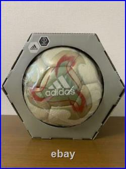 2002 FIFA World Cup Official Match Ball Adidas Fevernova Football Soccer F/S