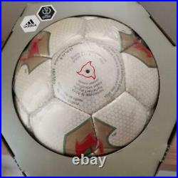 2002 FIFA World Cup Official Match Ball Adidas Fevernova Football Soccer Japan
