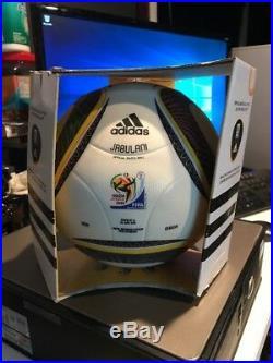 2010 Adidas Jabulani Fifa World Cup Final Official Match Ball BNIB