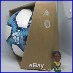 ADIDAS Argentum AFA 19 OMB DY2520 Official Match Football Soccer Ball size 5 box