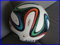 ADIDAS Brazuca OMB WM Ball 2014 Brasil Fussball Matchball Soccer