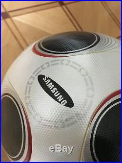 ADIDAS Europass 2008 SAMSUNG UEFA Official Matchball OMB size 5 FIFA ORIGINAL