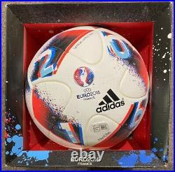 ADIDAS FRACAS EURO 2016 FRANCE OFFICIAL FINAL MATCH BALL size 5