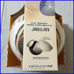 ADIDAS JABULANI OFFICIAL MATCH BALL 2010 FIFA WORLD CUP SOUTH AFRICA NEW from JP