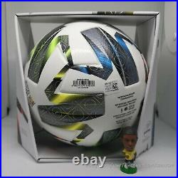 ADIDAS NATIONS LEAGUE PRO FS0205 Official Match Football Ball, size 5, with box