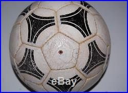 ADIDAS TANGO ESPANA WORLD CUP 1982 OFFICIAL MATCH BALL MADE IN FRANCE 80s