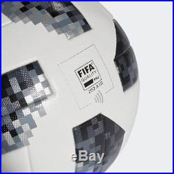 ADIDAS TELSTAR 18 World Cup 2018 Thermal Bonded Official Soccer Ball 4 Piece
