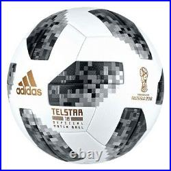 ADIDAS TELSTAR WORLDCUP 2018 RUSSIA with BOX