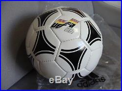 ADIDAS Tango Europa EM Matchball UEFA Euro 1988 Deutschland Germany 88' OMB