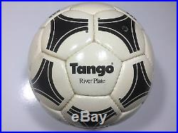 ADIDAS Tango River Plate Durlast 1978 Argentina (made in France) WORLD CUP BALLS