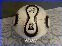 ADIDAS WM 2006 Teamgeist Fussball Matchball World Cup Deutschland OMB