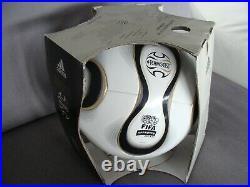 ADIDAS WM 2006 Teamgeist Fussball Matchball World Cup Deutschland OMB + Box