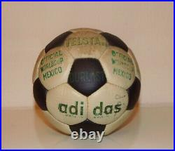 Adidas 1970 Adidas Telstar World Cup Ball Original, very Rare