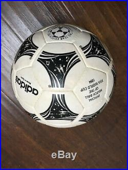Adidas 1994 Official World Cup Ball Questra Made In Spain