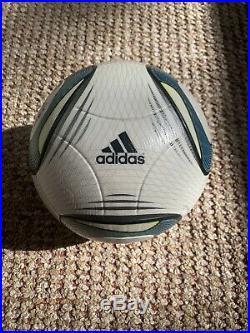 Adidas 2011 SPEEDCELL OMB, Jabulani, Teamgeist