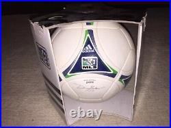 Adidas 2012 MLS Prime Official Match Ball, Soccer, OMB