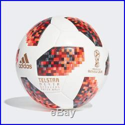 Adidas 2018 World Cup Russia Teslstar 18 OMB Official Match Soccer Ball CW4680