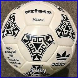 Adidas AZTECA MEXICO World cup ball 1986 size 5