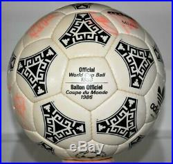 Adidas Azteca 1986 Made in France World Cup (no Tango Telstar Etrusco)
