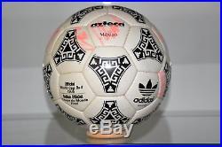 Adidas Azteca 1986 (no Tango no Telstar no Etrusco)