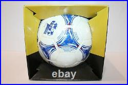 Adidas Ball New Tricolore Rare Box Fifa World Cup 1998 France Holds Air Good