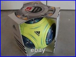 Adidas Ball OMB Torfabrik Winter Bundesliga 2013/2014 Official Matchball + Box