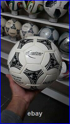 Adidas Ball Official Questra World Cup 1994 Made In France