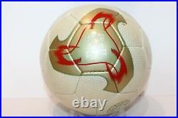 Adidas Ball Omb Fevernova Uefa Fifa World Cup 2002 Japan Korea Holds Air Good