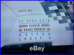 Adidas Ball Telstar18 Match Details Russia Saudi Arabia World Cup Russia 2018