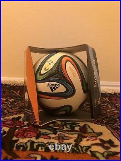 Adidas Brazils 2014 World Cup official soccer match ball (New in the box)