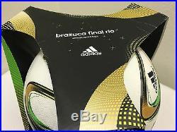 Adidas Brazuca 2014 World Cup Final Official Soccer Match Ball Size 5