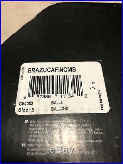 Adidas Brazuca Offica Match Ball Sz5