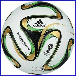 Adidas Brazuca Official Final RIO Soccer Match Ball FIFA World Cup 2014 Sial