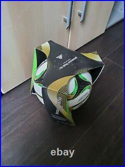 Adidas Brazuca Rio OMB Final-Ball WM 2014 mit Beschriftung