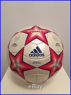 Adidas CL Finale 2006 Paris Official Matchball OMB NEU NEW Champions League
