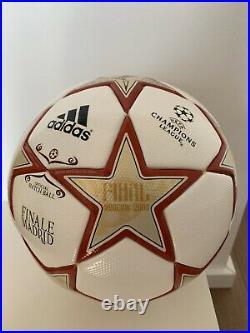 Adidas CL Finale Madrid 2010 Official Matchball OMB NEU Final Champions League