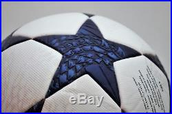 Adidas Cardiff Finale 2017 Official Matchball Embossed Prototype VERY RARE