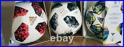Adidas Champions League 2019-20 And Worldcup 2018 Balls OmB
