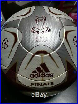 Adidas Champions League Ball 2009 Roma OMB
