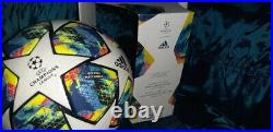 Adidas Champions League Final Authentic official Match Ball 2020 size5 With Box