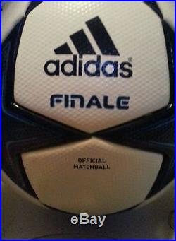 Adidas Champions League Finale 10 Soccer Ball RAREBrand new offical match ball