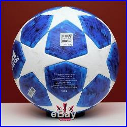 Adidas Champions League Finale 18 Official Match Ball + Free Gymbag