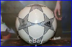 Adidas Champions League Finale 2000/01 Ball Grey Star OMB Football official ball