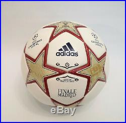 Adidas Champions League Fußball Finale 2010 in Madrid Official Matchball
