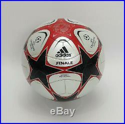 Adidas Champions League Fußball Finale 9 Official Matchball Saison 2009/10